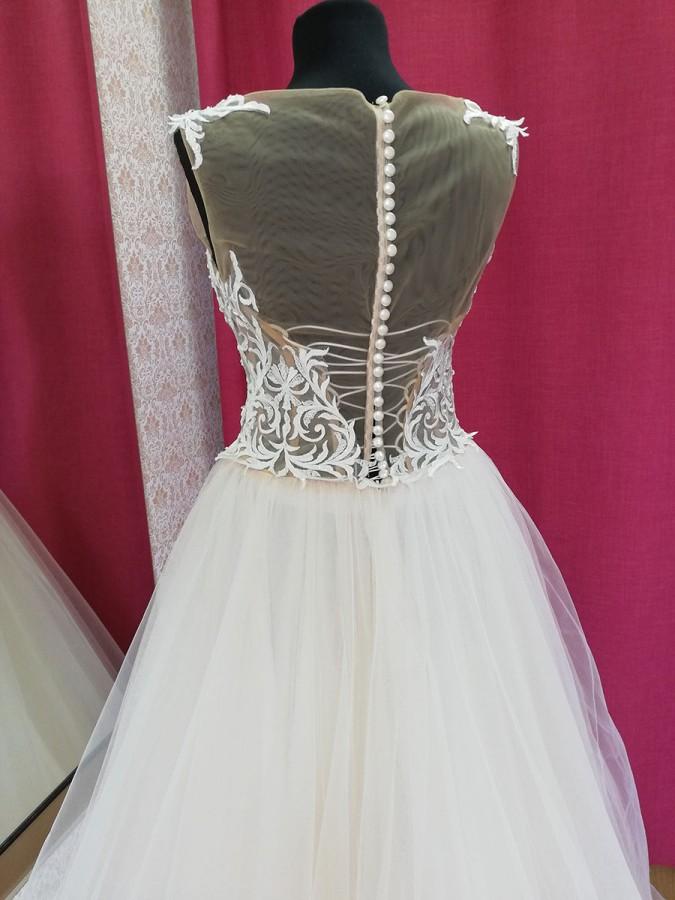 Свадебное платье Адель