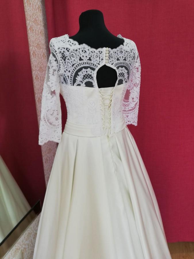 Свадебное платье Одри