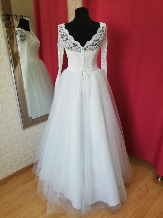 Свадебное платье Лаура