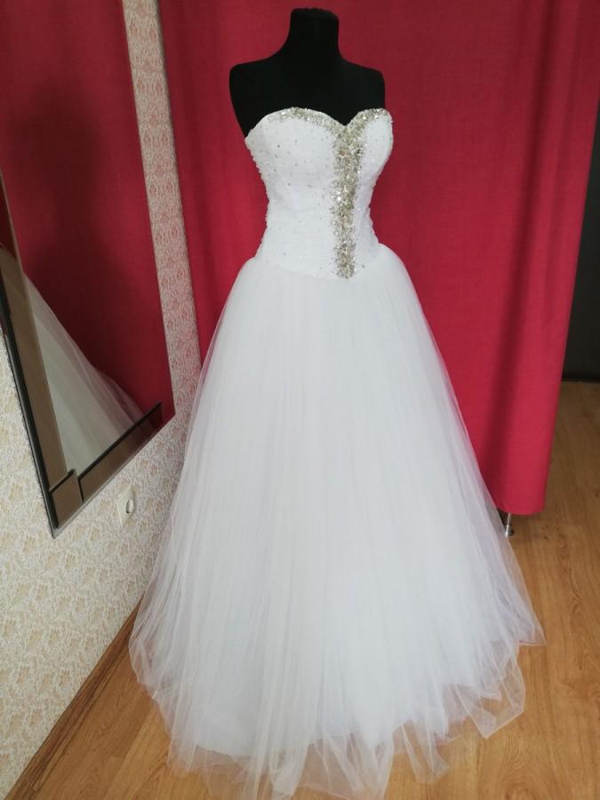 Свадебное платье Шерри