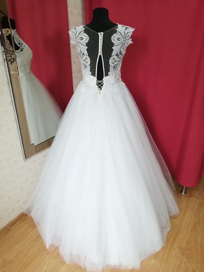 Свадебное платье Лесли