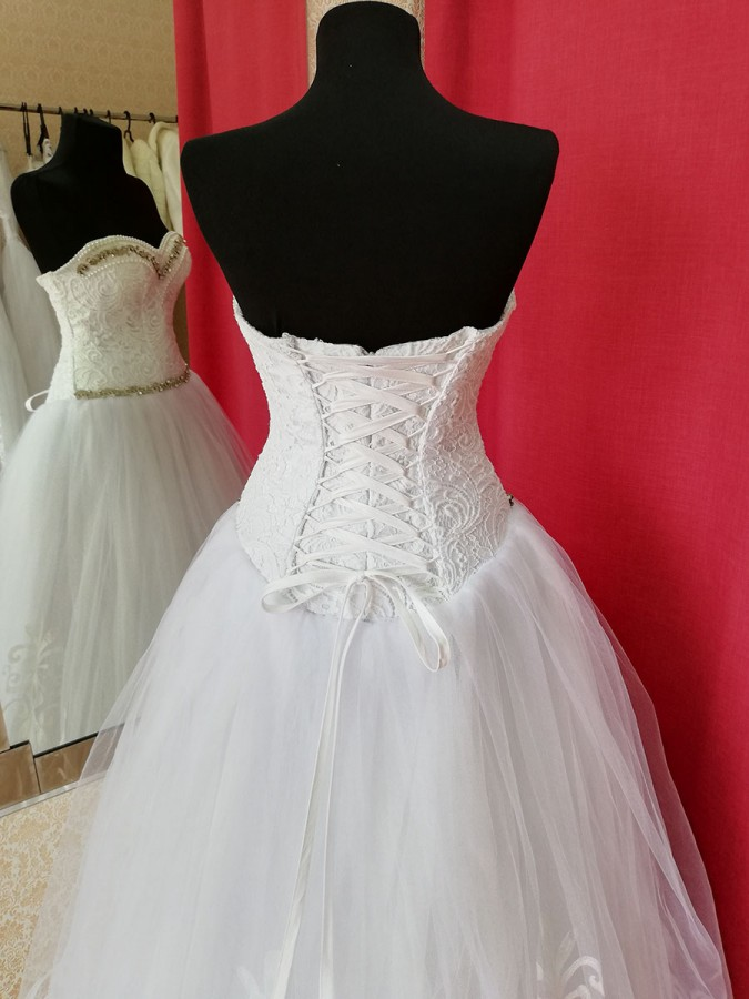 Свадебное платье Катрин