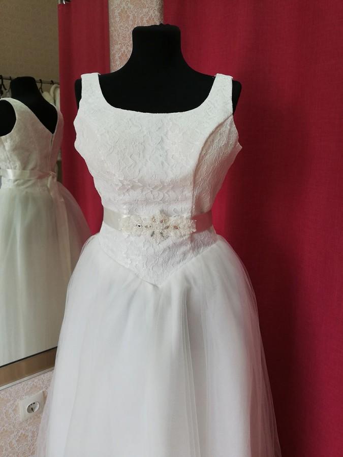 Свадебное платье Стефани