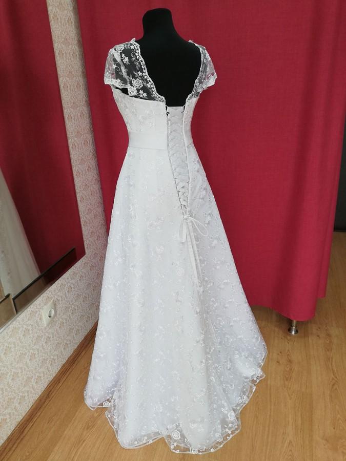 Свадебное платье Мэг