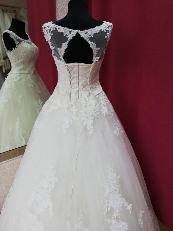 Свадебное платье Клэр