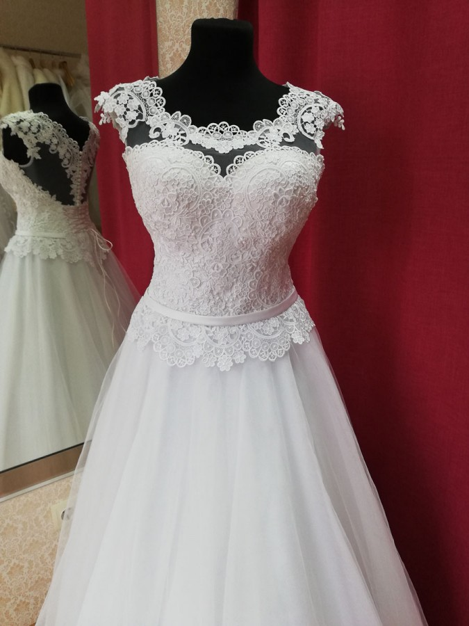 Свадебное платье Полли